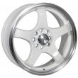 Литые диски ZW 391 R15 6.5J ET:35 PCD4x100/108 W-LP