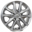 Литые диски WSP Italy ASTANA W3903 R16 6.0J ET:50 PCD5x114.3 SILVER