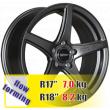 Кованые диски Yokatta Rays YA 1013 R17 7.5J ET:40 PCD5x112 EM/M